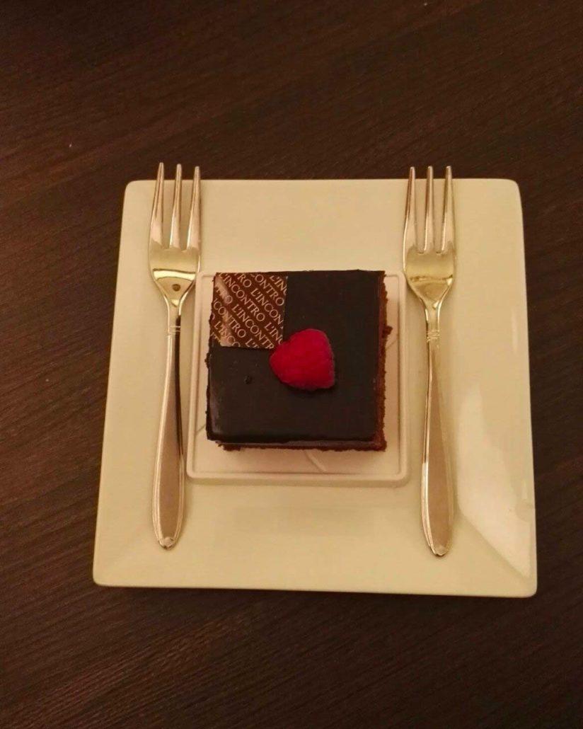 Mattonella di cioccolata